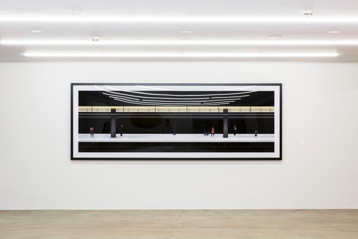 Ausstellungsansicht: The Photographic - Zürcher Hochschule der Künste, UG im Museum Folkwang, Essen (Foto: Ruben Hollinger)