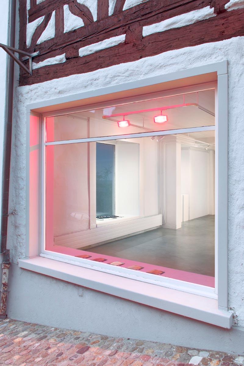 Ausstellungsansicht: Lights