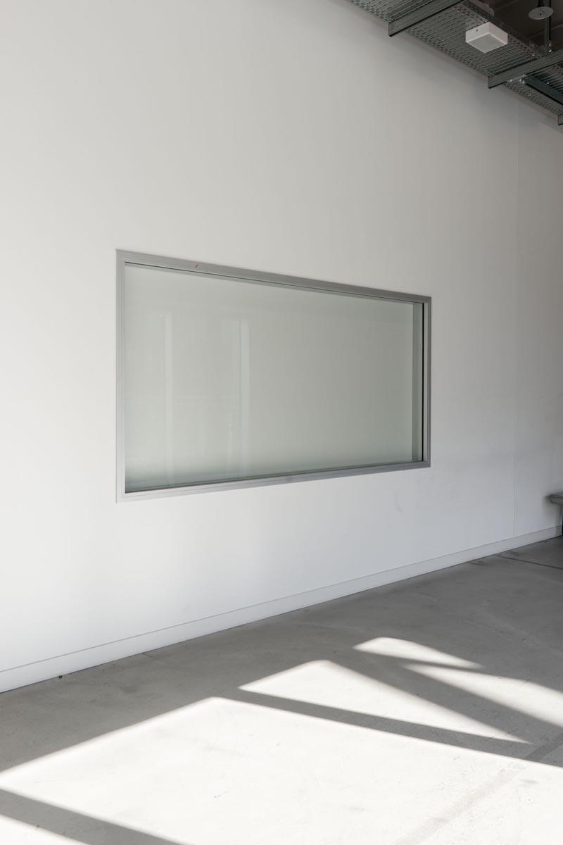 Ausstellungsansicht: A Color Scheme for Public Spaces, ZHdK, Zürich