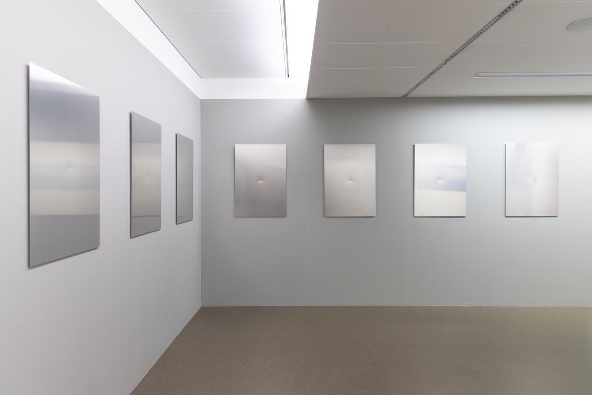 Ausstellungsansicht: Ribbons, Museum Haus für Kunst Uri, Altdorf