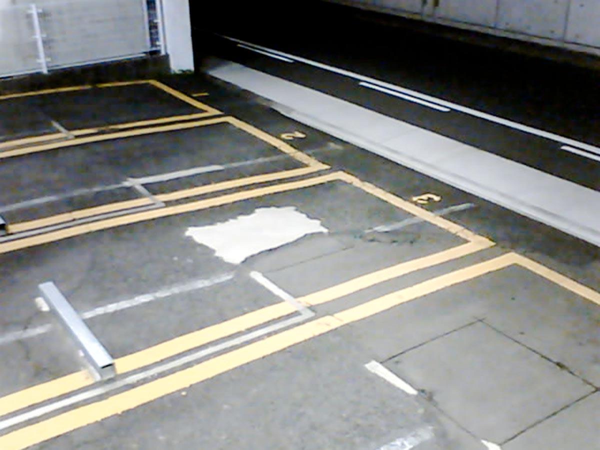 Japanese Parking Lot, III
