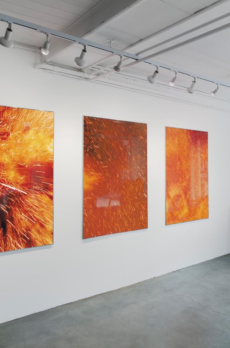Ausstellungsansicht: Stills